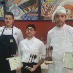"""Alto nivel en la final del """"III Concurso Andaluz de Jóvenes Cocineros/as"""""""