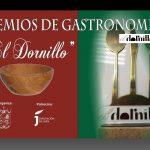 """PREMIOS DE GASTRONOMÍA """"EL DORNILLO 2018"""""""